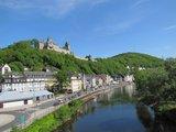 thumbnail - Blick auf die Burg Altena
