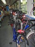 thumbnail - Rückfahrt mit der Deutschen Bahn (Spezieller Radwagen)
