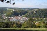 thumbnail - Blick auf Riedenburg im Altmühltal