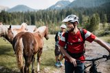 thumbnail - Mountainbiketour in der Zugspitz Arena Bayern-Tirol