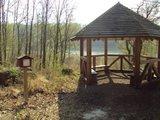 thumbnail - Stempelstelle 18 an der Schutzhütte am Reihersee