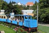 thumbnail - Parkeisenbahn in der Freizeitanlage Syratal