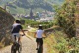 thumbnail - Downhill in die Altstadt von Bernkastel