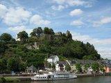 thumbnail - Schiffsanleger mit Blick auf Saarburg