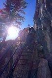 thumbnail - Aufstieg zum Gipfel mit Leiter