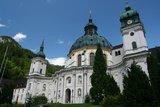 thumbnail - Fernwanderweg Meditationsweg Ammergauer Alpen - Kloster Ettal