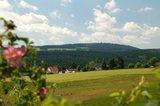 thumbnail - Blick über Lippertsgrün zum Döbraberg