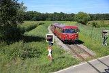 thumbnail - Roter Flitzer im Krebsbachtal