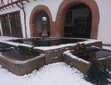 thumbnail - Brunnen im Schnee