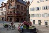 thumbnail - Marktplatz mit Rathaus