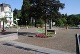 thumbnail - Schlossplatz Badenweiler Start und Ziel