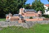thumbnail - Modell Burg Anhalt - Ballenstedt