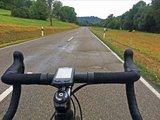 thumbnail - Straße mit Rennrad