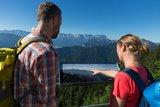 thumbnail - Bergtour - Laber, am Gipfel