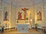 thumbnail - Innenaufnahme der Kirche St. Marien