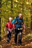 thumbnail - Herbstlicher Wanderspaß im Buchwald