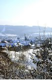 thumbnail - Blick auf das Schmallenberger Winterlandschaft.