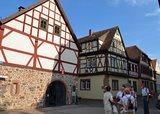 thumbnail - Motiv in der Lohrer Altstadt