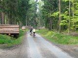 thumbnail - Auf Fahrradtour mit der Weißeritztalbahn - durch die Paulsdorfer Heide