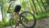 thumbnail - Downhill im Mengener Wald