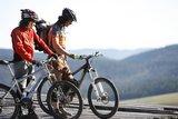thumbnail - Mountainbiker im Schwarzwald