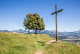 thumbnail - Gipfelkreuz am Gletscherblick