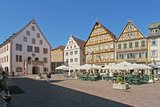 thumbnail - Auf dem Bad Mergentheimer Marktplatz