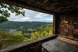 thumbnail - Blick vom Trippstein auf Schwarzburg