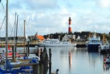 thumbnail - Der Hörnumer Hafen