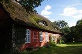 thumbnail - Reetgedecktes Haus im Achterland
