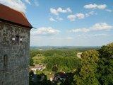 thumbnail - Blick von der Burg Hohenstein