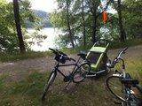 thumbnail - Radtour entlang der Talsperre Klingenberg