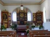 thumbnail - Innenansicht Wallfahrtskirche Mariä Himmelfahrt in Guteneck