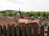 thumbnail - Blick über Ummerstadt mit der Kirche St. Bartholomäus