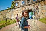 thumbnail - Vorplatz Burg Bentheim