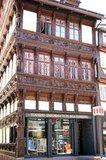thumbnail - Die Einbecker Touristinformation im Fachwerkgebäude