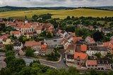 thumbnail - Blick auf Mansfeld vom Schloss