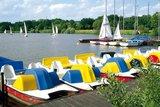 thumbnail - Tretboote am Aasee.