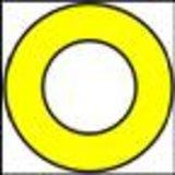 thumbnail - Markierungszeichen - gelber Ring