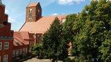 thumbnail - Die Pfarrkirche St. Georgen in der Altstadt von Parchim