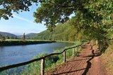 thumbnail - Werratalradweg von Lindewerra nach Werleshausen im Naturschutzgebiet Harthberg