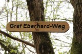 thumbnail - Schild Graf Eberhard-Weg