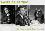 thumbnail - Kultur im Freien - James Geier Trio - Pop trifft auf Poesie und Improvisation