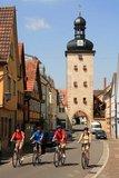 thumbnail - Radler in Weikersheim