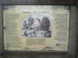 thumbnail - Hinweistafel für die ehemalige Waldkapelle in Wohlde
