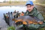 thumbnail - Abfischen bei der Teichwirtschaft Ringpfeil