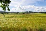 thumbnail - Blick über Weiler a.B. zum Herkelstein und Stockert
