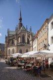 thumbnail - Blick auf die Marienkirche in Osnabrück