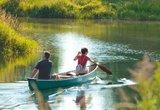 thumbnail - Paddeltour zum Cospudener See
