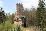 thumbnail - Blick auf Burg Erfenstein